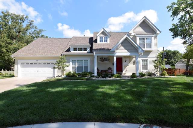 917 Thornberry Lane, St Louis, MO 63122 (#19054207) :: The Becky O'Neill Power Home Selling Team