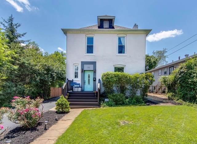 316 Euclid Avenue, St Louis, MO 63119 (#19054256) :: Hartmann Realtors Inc.