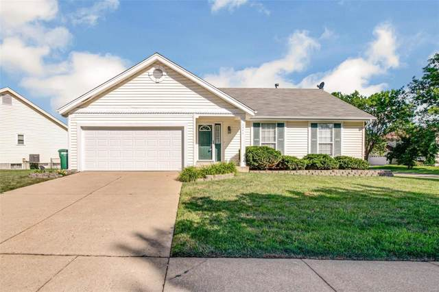 2846 Chapel View, Florissant, MO 63031 (#19054264) :: The Becky O'Neill Power Home Selling Team