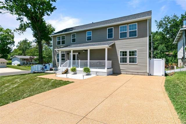4155 Garvey Drive, St Louis, MO 63129 (#19054273) :: The Becky O'Neill Power Home Selling Team