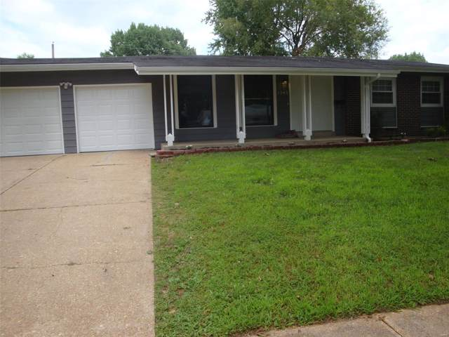 1343 Kingsford Drive, Florissant, MO 63031 (#19054277) :: The Becky O'Neill Power Home Selling Team