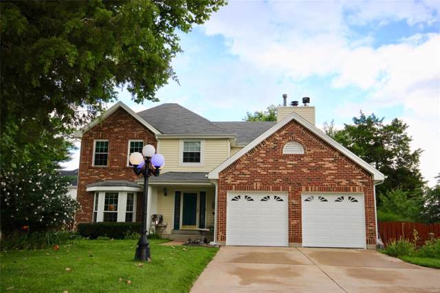918 Sulphur Spring Road, Manchester, MO 63021 (#19054279) :: The Kathy Helbig Group