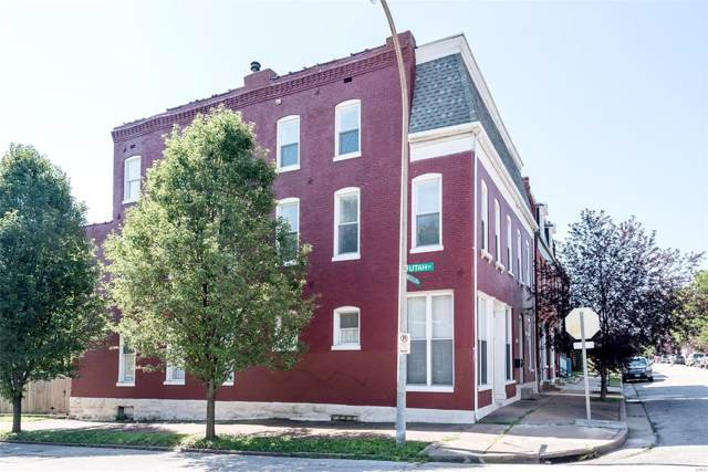 3300 Missouri Avenue A, St Louis, MO 63118 (#19054299) :: Realty Executives, Fort Leonard Wood LLC