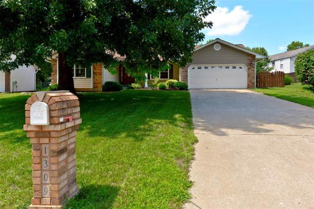 1309 Golden Gate Lane, Saint Peters, MO 63376 (#19054302) :: The Becky O'Neill Power Home Selling Team