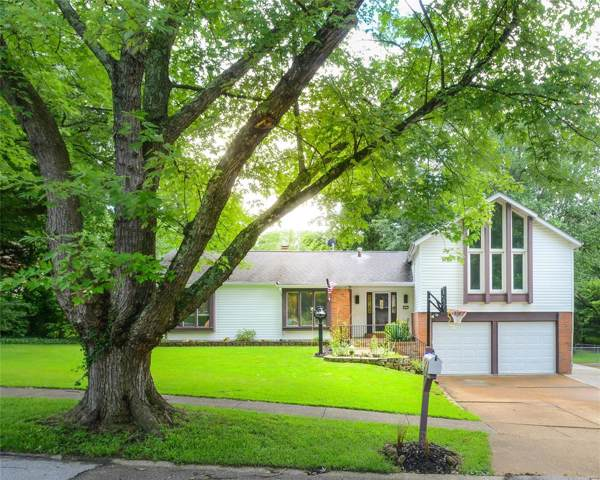 494 Maymont Drive, Ballwin, MO 63011 (#19054316) :: Holden Realty Group - RE/MAX Preferred
