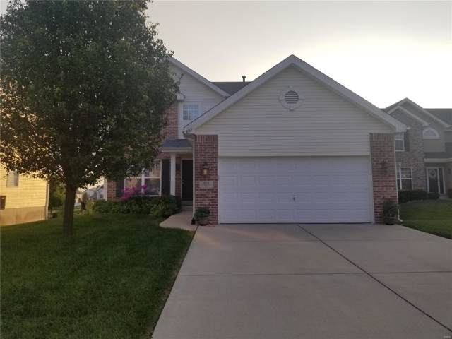 853 Saybrook Falls Drive, Fairview Heights, IL 62208 (#19054357) :: RE/MAX Vision