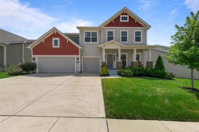 1617 Willowbrooke Manors Court, Creve Coeur, MO 63146 (#19054393) :: St. Louis Finest Homes Realty Group