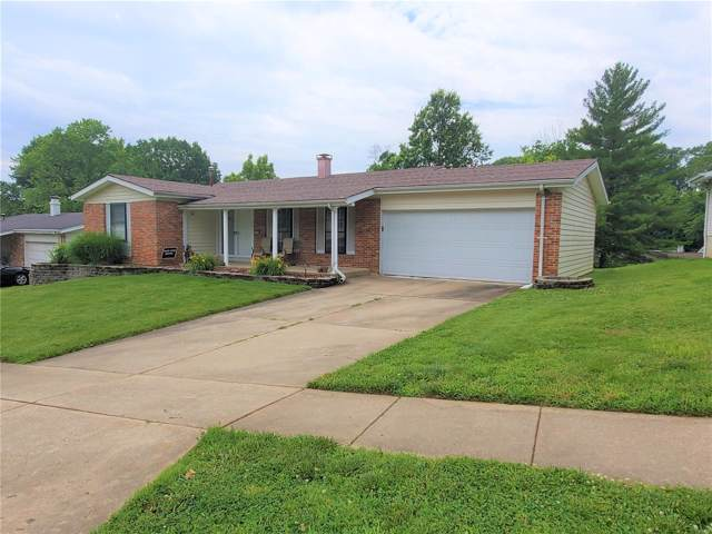 14646 Hidden Cove, Florissant, MO 63034 (#19054402) :: The Becky O'Neill Power Home Selling Team