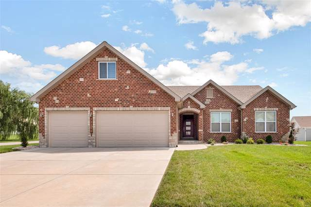 745 Chancellorsville Drive, Wentzville, MO 63385 (#19054415) :: The Becky O'Neill Power Home Selling Team