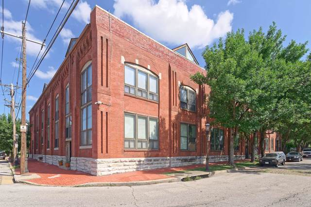 1523 S 10th #102, St Louis, MO 63104 (#19054418) :: Holden Realty Group - RE/MAX Preferred