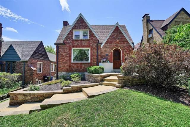7478 Gannon Avenue, University City, MO 63130 (#19054433) :: Kelly Hager Group | TdD Premier Real Estate