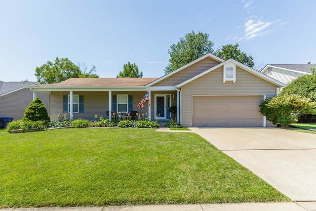 6434 Clover Farm Drive, O'Fallon, MO 63368 (#19054438) :: Kelly Hager Group | TdD Premier Real Estate