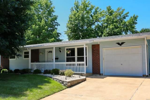 1565 Ranchwood, Florissant, MO 63031 (#19054451) :: Clarity Street Realty