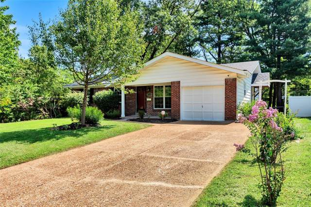 1136 Evans Avenue, St Louis, MO 63122 (#19054466) :: The Becky O'Neill Power Home Selling Team