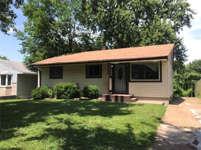205 Dundee, St Louis, MO 63137 (#19054473) :: Clarity Street Realty