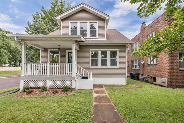6845 Hancock Avenue, St Louis, MO 63139 (#19054521) :: The Becky O'Neill Power Home Selling Team