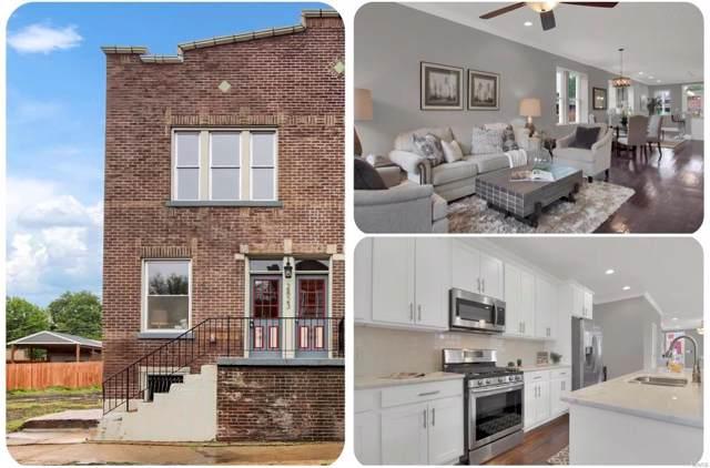 2823 Iowa Avenue, St Louis, MO 63118 (#19054559) :: Hartmann Realtors Inc.