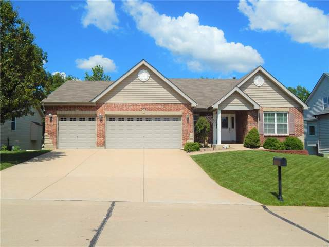 303 Spring Day Court, Lake St Louis, MO 63367 (#19054644) :: The Becky O'Neill Power Home Selling Team