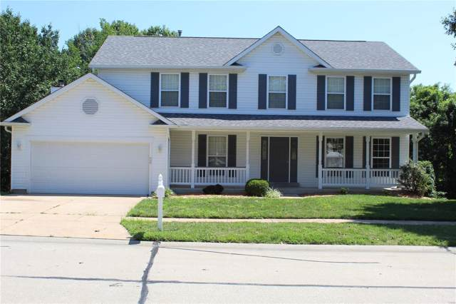 2675 Queen Bee Lane, St Louis, MO 63129 (#19054653) :: Kelly Hager Group | TdD Premier Real Estate