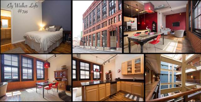1520 Washington Avenue #316, St Louis, MO 63103 (#19054660) :: Holden Realty Group - RE/MAX Preferred