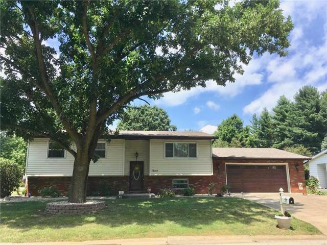 11 Birchwood Drive, LITCHFIELD, IL 62056 (#19054665) :: The Becky O'Neill Power Home Selling Team