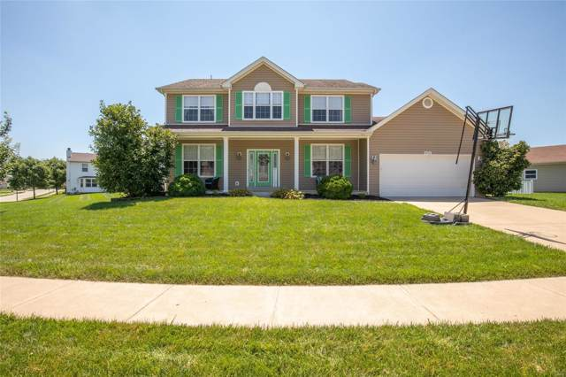 4722 Providence Woods Circle, Wentzville, MO 63385 (#19054668) :: The Becky O'Neill Power Home Selling Team