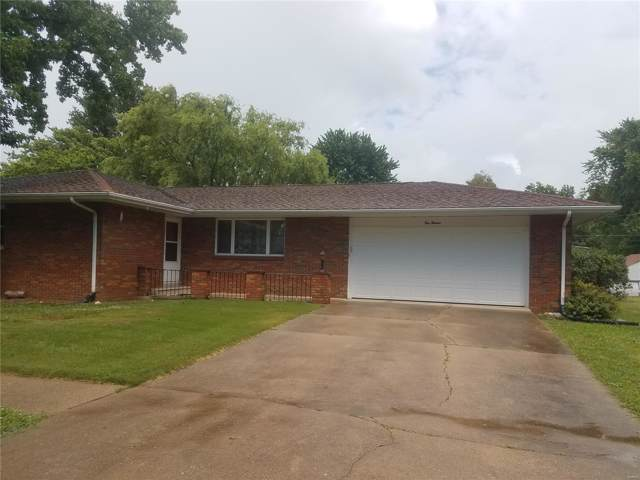 413 N 2nd Street, WITT, IL 62094 (#19054671) :: RE/MAX Professional Realty