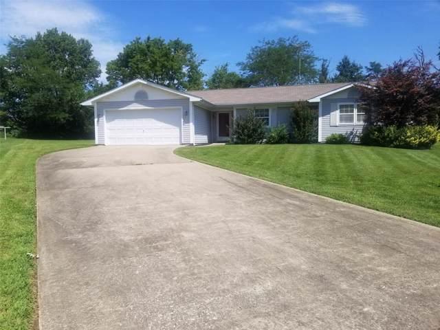 1725 Heathwood Drive, NASHVILLE, IL 62263 (#19054676) :: Fusion Realty, LLC