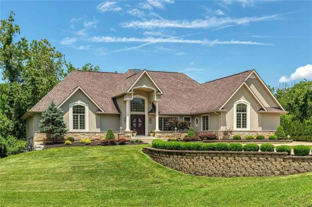 13035 Pingry Place, Town and Country, MO 63131 (#19054758) :: Sue Martin Team