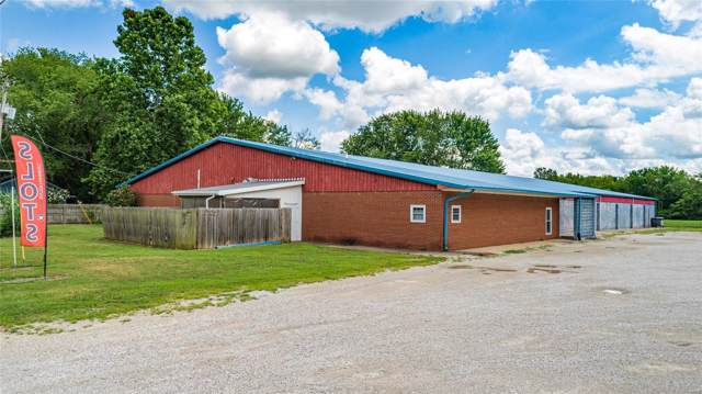 3320 Illinois Route 16, LITCHFIELD, IL 62056 (#19054779) :: Clarity Street Realty