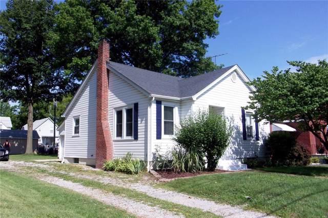1410 Poplar Street, Highland, IL 62249 (#19054794) :: Clarity Street Realty