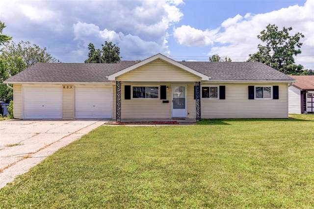 605 Saint Margaret Ln, O'Fallon, MO 63366 (#19054799) :: RE/MAX Vision