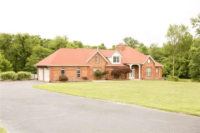 14834 Homestead Estates Drive, Florissant, MO 63034 (#19054807) :: Hartmann Realtors Inc.