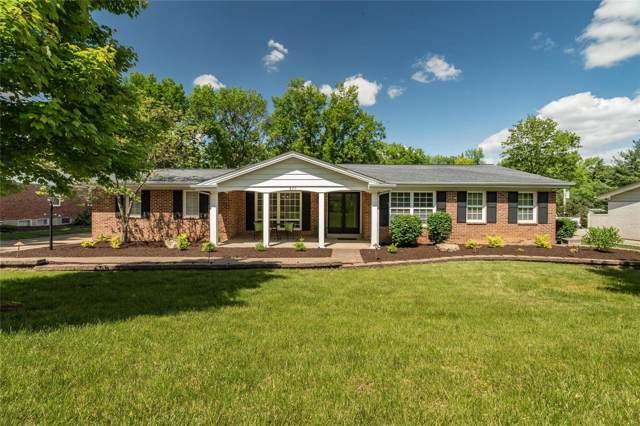 423 Monticello, Ballwin, MO 63011 (#19054814) :: Realty Executives, Fort Leonard Wood LLC