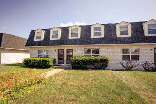 282 Aaron Court B, Mascoutah, IL 62258 (#19054821) :: Holden Realty Group - RE/MAX Preferred