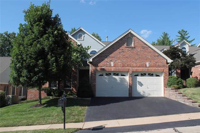 14119 Woods Mill Cove Drive, Chesterfield, MO 63017 (#19054878) :: Hartmann Realtors Inc.