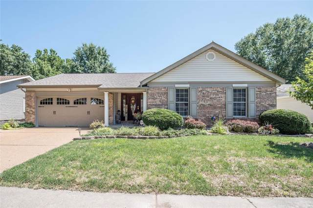 5117 Suson Way Court, St Louis, MO 63128 (#19054881) :: The Becky O'Neill Power Home Selling Team