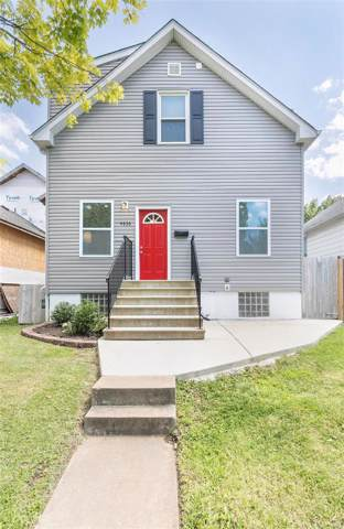 4836 Terrace Avenue, St Louis, MO 63116 (#19054882) :: RE/MAX Vision