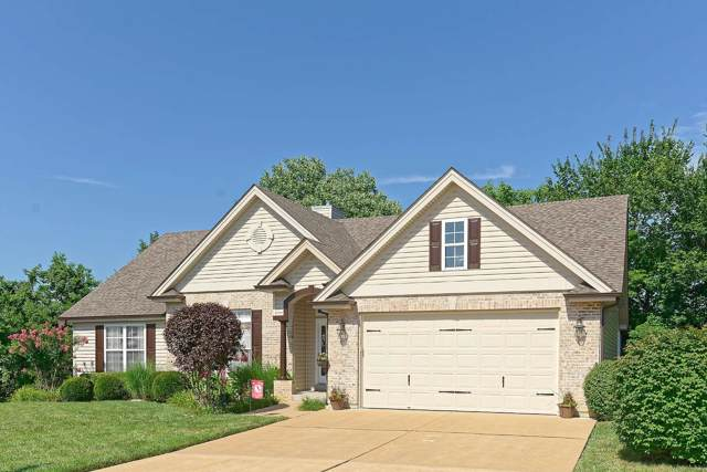 116 Stone Oaks Drive, Arnold, MO 63010 (#19054885) :: The Becky O'Neill Power Home Selling Team