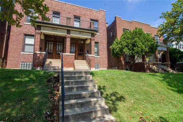 5311 S Kingshighway Boulevard 1F, St Louis, MO 63109 (#19054886) :: Realty Executives, Fort Leonard Wood LLC