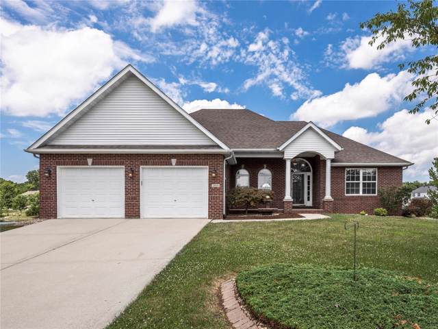 2619 Cascade Lake Drive, Shiloh, IL 62221 (#19054890) :: The Becky O'Neill Power Home Selling Team