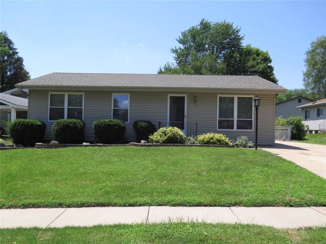 2482 Manthorne, Florissant, MO 63031 (#19054905) :: Clarity Street Realty