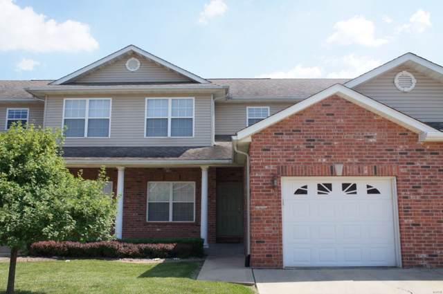 710 Titan Drive, O'Fallon, IL 62269 (#19054907) :: Realty Executives, Fort Leonard Wood LLC