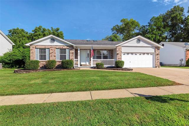 2134 Elephant Walk, Imperial, MO 63052 (#19054925) :: Peter Lu Team