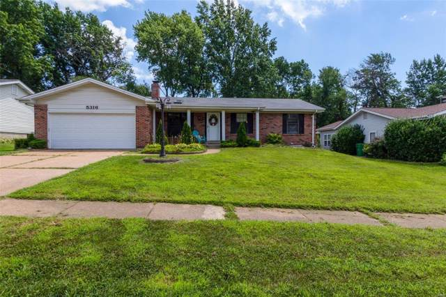 5316 Milburn Road, St Louis, MO 63129 (#19054944) :: The Becky O'Neill Power Home Selling Team