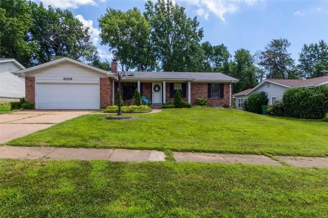 5316 Milburn Road, St Louis, MO 63129 (#19054944) :: RE/MAX Professional Realty