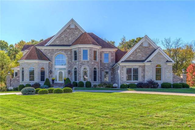 1231 Devonworth Drive, Town and Country, MO 63017 (#19054949) :: Clarity Street Realty