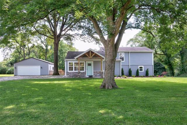 8330 W State Rte 15, Belleville, IL 62223 (#19054986) :: RE/MAX Professional Realty