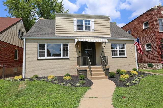 6457 Arsenal, St Louis, MO 63139 (#19055016) :: Clarity Street Realty