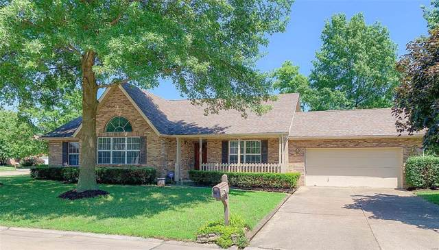 2914 Spruce Hill Terr, Belleville, IL 62221 (#19055041) :: Holden Realty Group - RE/MAX Preferred